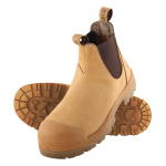HOBART SAFETY BOOT WHEAT BUMP CAP SIZE 7