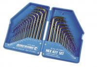 HEX KEY WRENCH SET 30PCE