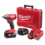 M18FIWP12-502C M18 IMPACT WRENCH DETENT & 5Ah KIT