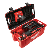 Portable tool boxes and bags
