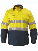 BT6456 3M TAPED HIVIS SHIRT